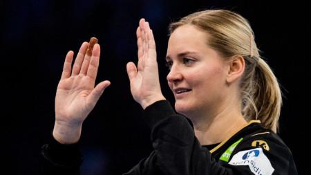 Johanna Bundsen väntar barn