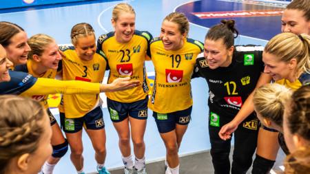 Dubbelt upp för Sverige i Portugal