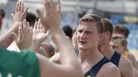 Svensk förlust i superjämn semifinal