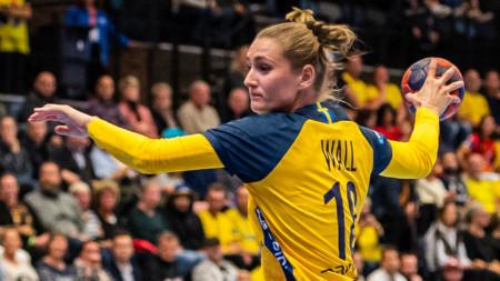 Handbollsskola: Spänst med Marie Wall
