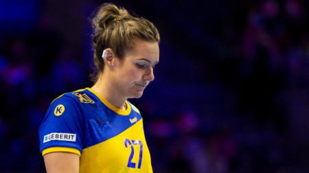 Jacobsen missar VM – debutanten Thorleifsdóttir ersätter