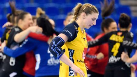 Sverige utslagna ur VM