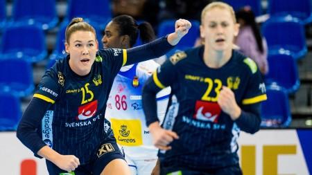 Sverige EM-kvalar i Skövde