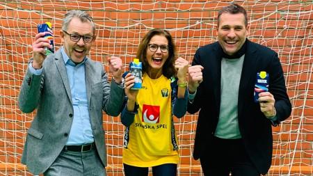 Tetra Pak ny partner till EM och Handbollslandslaget