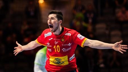 Spanien mot Kroatien i final