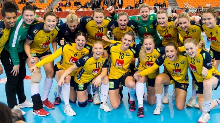Sverige avslutar EM-kvalet i Uppsala