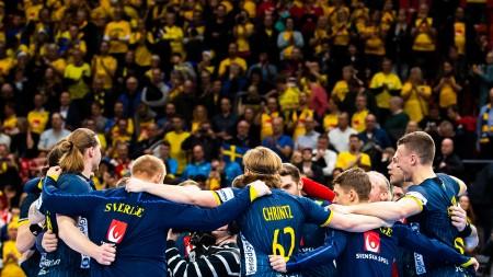 Så spelar Sverige i huvudrundan i EM
