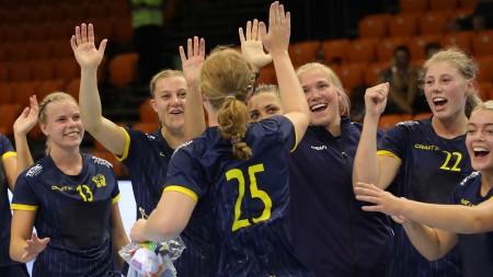 U20-damerna samlas på Bosön