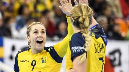 Tre debutanter när Sverige OS- och EM-kvalar