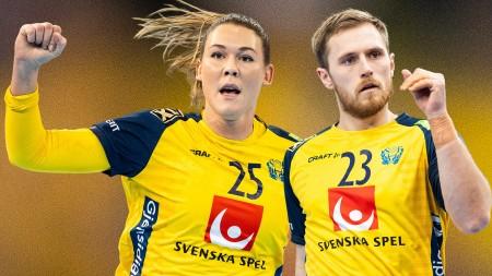 Sverige klart för EM och VM