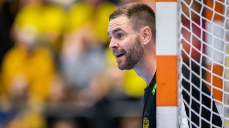 Andreas Palicka utseddtillårets spelare