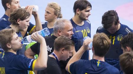 Även U20-herrarna möter Danmark dubbelt