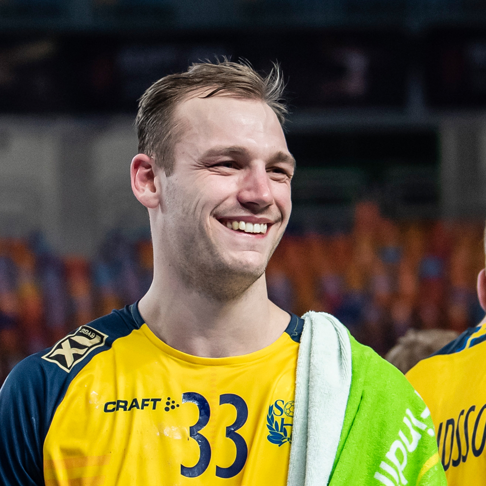 33 Lukas Sandell