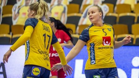 Sveriges EM-gruppspel flyttas till Herning