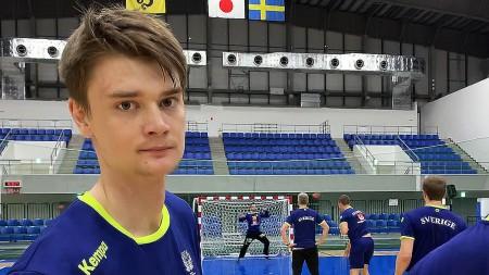 Sunnefeldt tar sista platsen i VM-truppen