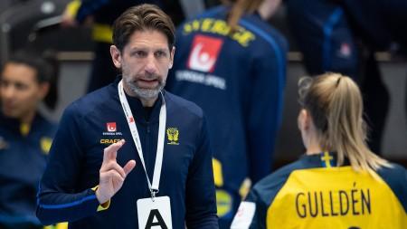 Tomas Axnér inför första mästerskapet
