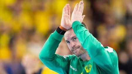 Andreas Palicka svensk lagkapten i VM