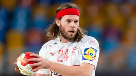 Danmark framme i sin femte VM-final