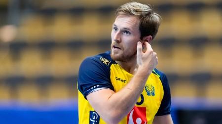 Albin Lagergren ansluter till VM