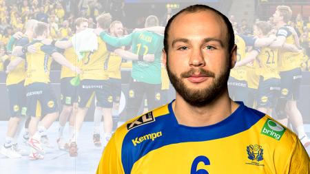 Oscar Bergendahl ansluter till VM-truppen