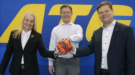 ATG blir handbollens nya huvudsponsor