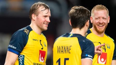 Sveriges trupp till EM- och OS-kvalen