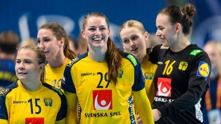 Sveriges matchtider i OS fastställda