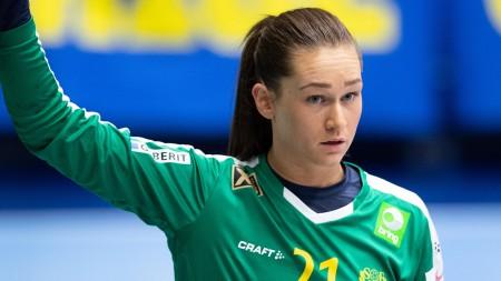 Evelina Eriksson laddad för första Final 4
