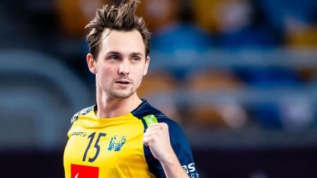 Hampus Wanne utseddtillårets spelare