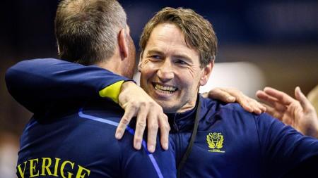 Solberg summerar första året som förbundskapten