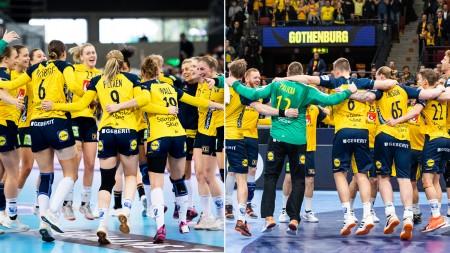 Sverige söker dubbla EMmed Danmark och Norge