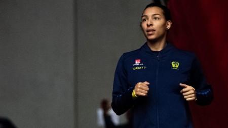Nio OS-debutanter i svenska damtruppen
