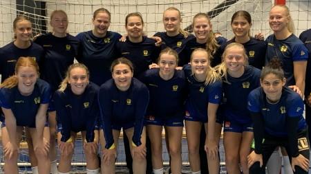 U19-damerna tillbaka i spel