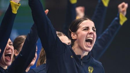 """Carin Strömberg: """"OS är en daglig motivation"""""""