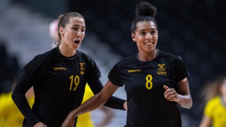 Sverige klart för kvartsfinal