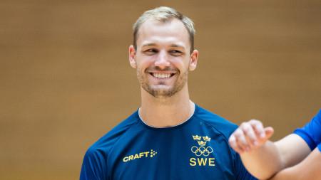 Lukas Sandell redo för OS-debuten