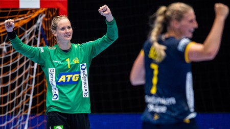 Sverige besegrade världsmästaren