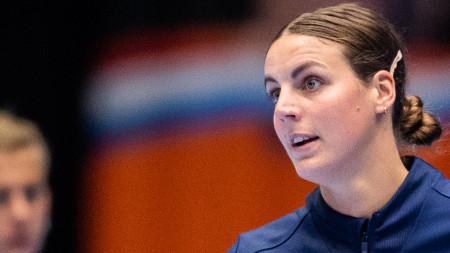 Damerna föll mot europamästaren