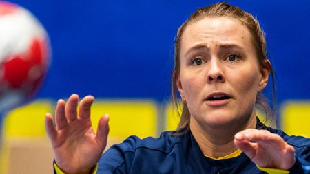 Johanna Westberg flygs in till OS-truppen