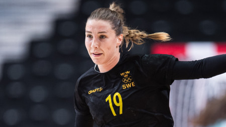 Anna Lagerquist inför OS-semifinalen