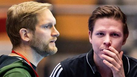 Båverud och Johansson förbundskaptener för kommande u-landslagen