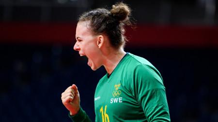 Överlägset Sverige till OS-semifinal