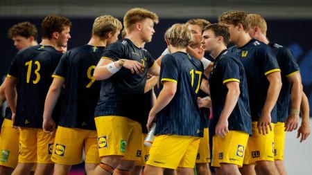 Andra raka segern i EM för U19-herrarna