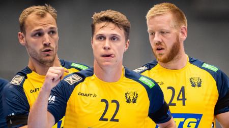 16 svenska spelare i herrarnas Champions League