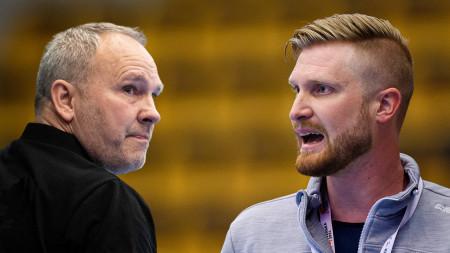 Sandberg och Östlund förbundskaptener för dubbla landslag