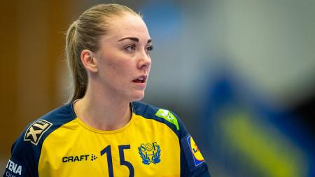 Linnea Pettersson tar plats i EM-kvaltruppen